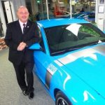 Charlie Morris, President of the Morris Auto Group